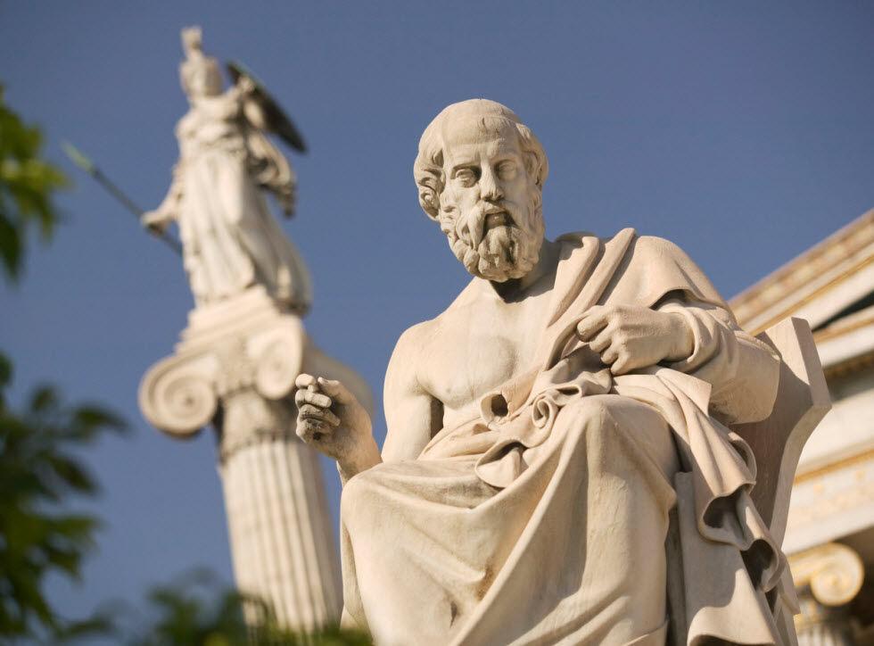 درباره افلاطون