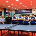 تنیس بازان آبادانی به نیمه نهایی لیگ برتر صعود کردند